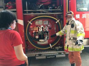 野庭消防出張所7