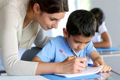 Perkembangan Menulis Seorang Anak