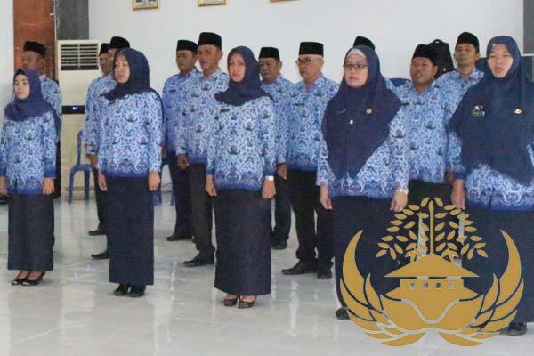 Pendidikan dan Pelatihan Pegawai Negeri Sipil (PNS)