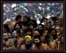 Kumbh Mela, la India en un sólo lugar (II) - kumbh-mela-2001