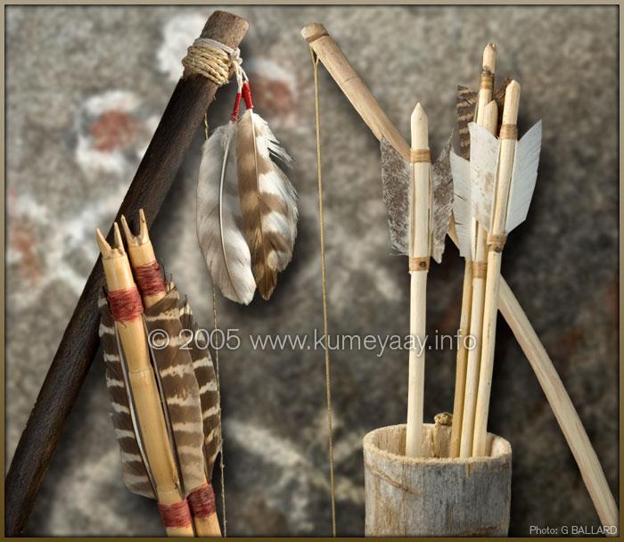Homemade Native American Bow