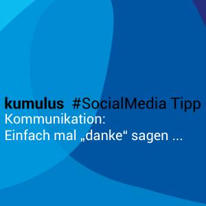 kumulus_Social_Media_Tipp_Danke