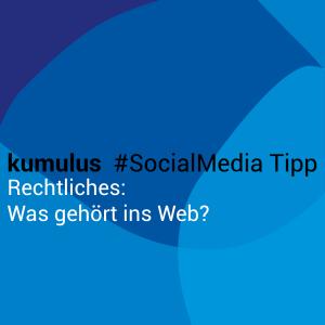 kumulus_Social_Media_Tipp_Recht