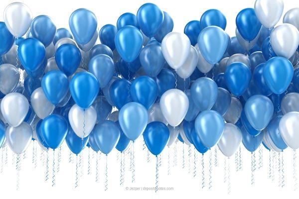 Austausch, Unterstützung, Lernen bei Gruppen in Social Media – leicht wie Lufballons (Photocredit: Jezper via Depositphotos)