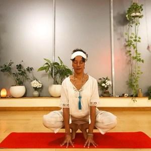 Kundalini Yoga Frog Pose Instructions