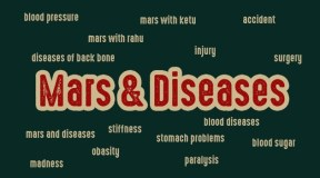 Mars and Diseases