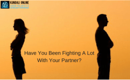 Constant Fights Eating Into Your Relationship ?