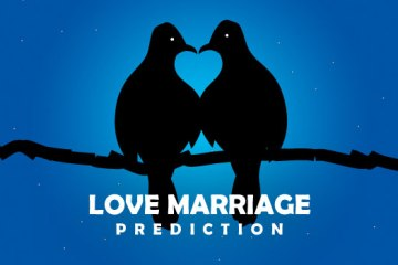 Love marriage prediction