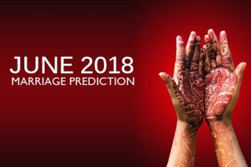 Marriage Horoscope June 2018