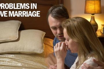 Solution for problems in love marriage