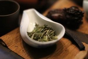 Chinese Tea and Teapot