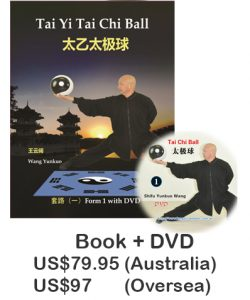 Tai Chi Ball Book