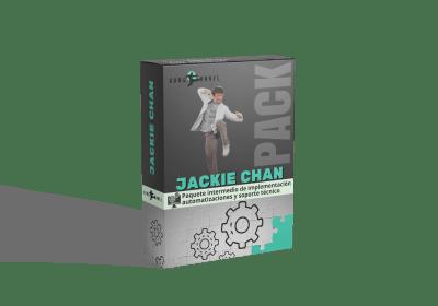 Pack Jackie Chan  automatizaciones de marketing