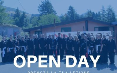 Open day Kung Fu – Stagione 2019/2020