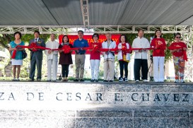 Kung Fu Tai Chi Day Opening Ceremony