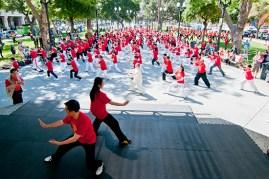 Kung Fu Tai Chi Day Group Tai Chi