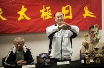 L-R: Wu Bin & Wang Peikun