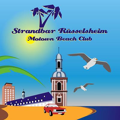 Strandbar Rüsselsheim