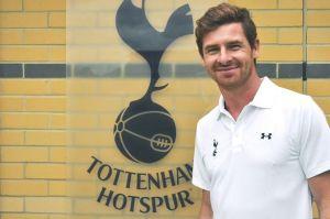 Tottenham Hotspur appoint Andre Villas-Boas as Head Coach-1130796