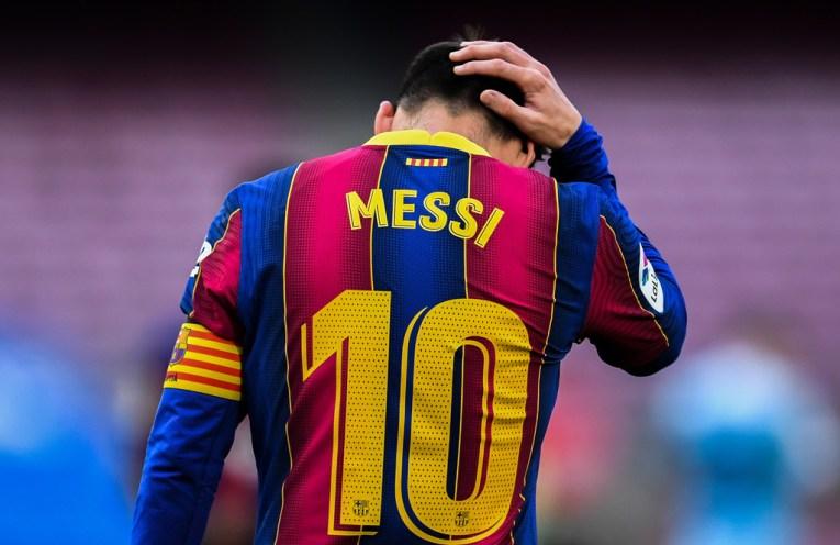 Lionle Messi Barcelona