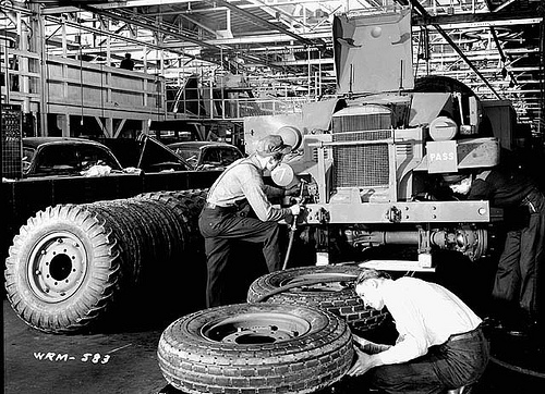inbound marketing process is not so different from manufacturing