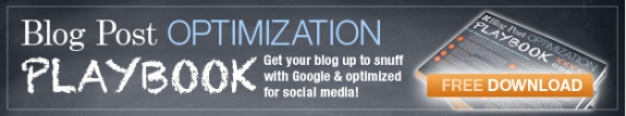 Blog Post Optimization Playbook