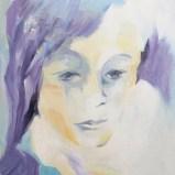 Daydreamer, Acryl auf Leinwand 70x50cm