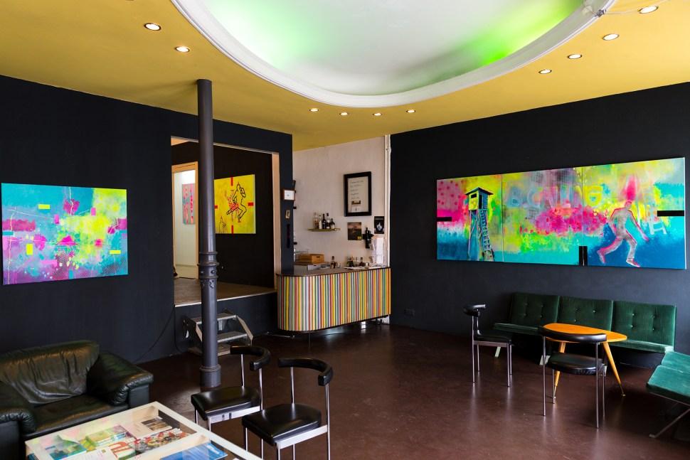 Galerie Strümpfe Mannheim