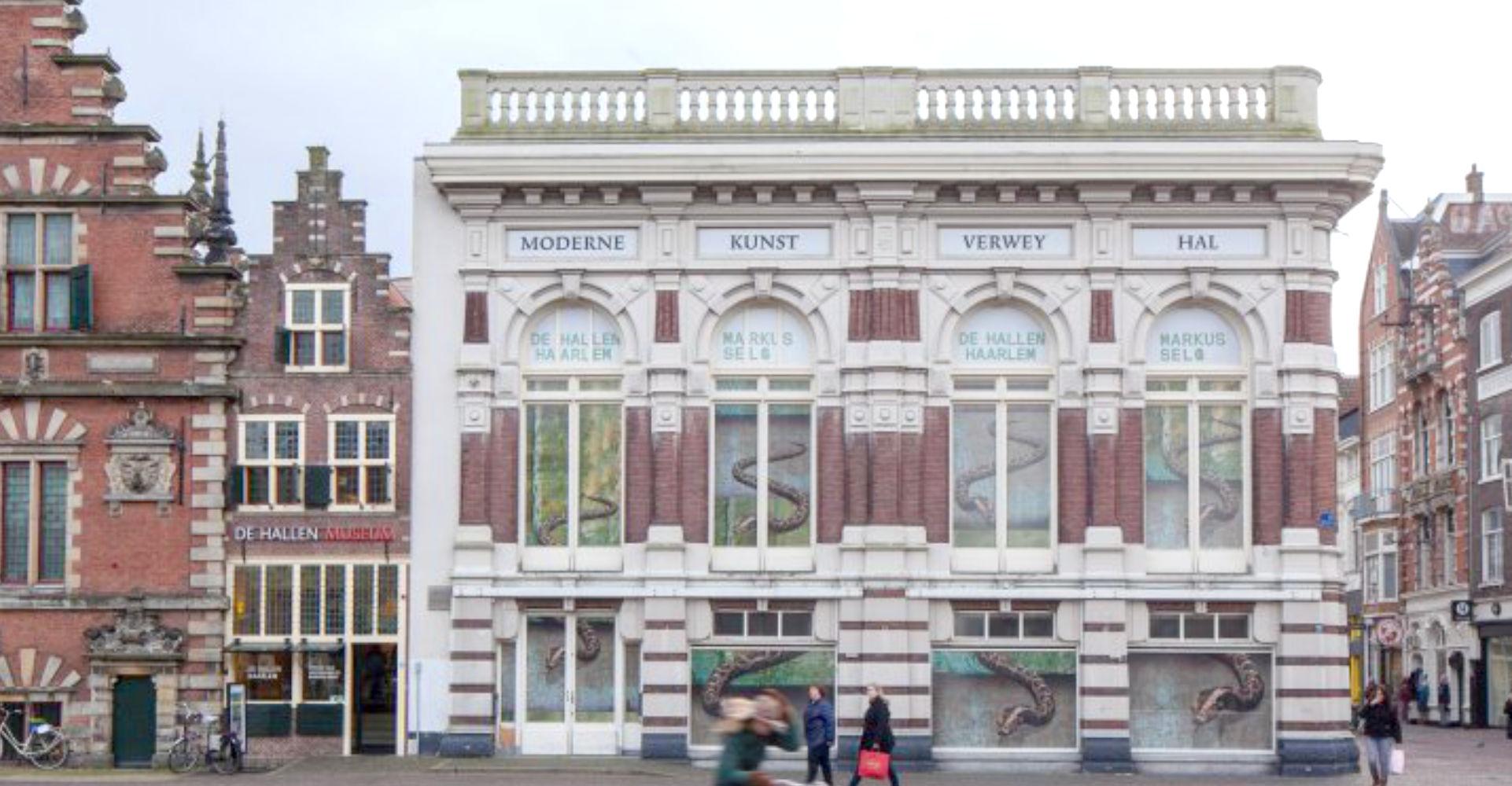 De Hallen, Haarlem