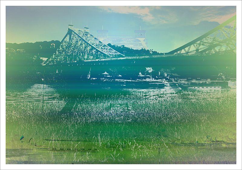 Thomas Went - Blaues Wunder IX (DigitArt)