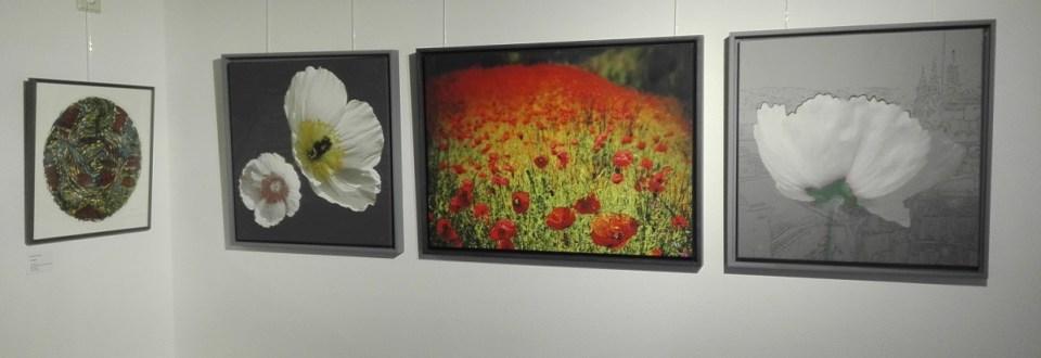 KunstGalerieHans - Circle von Danjana Brandes und DigitArt-Werke von Thomas Went