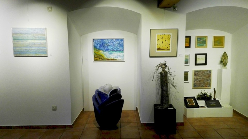 KunstGalerieHans - Ausstellung Frühlingsklang 2020 (Arbeiten verschiedener Künstler*innen in Allkoven)