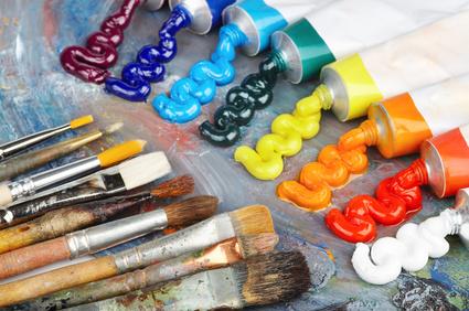 Werkgroep Vrijuit schilderen