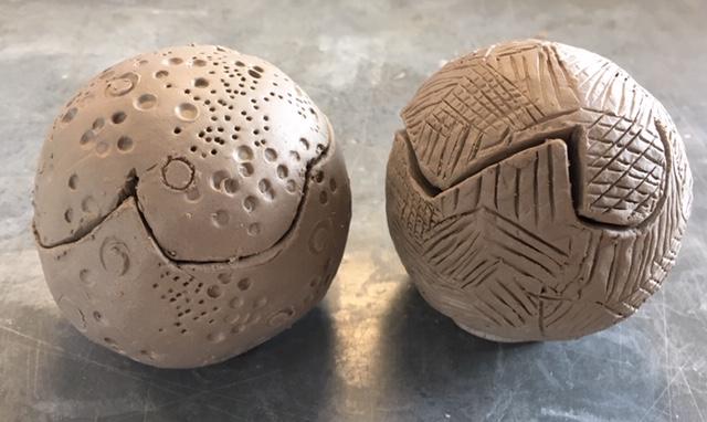 Workshop keramiek en workshop collage maken