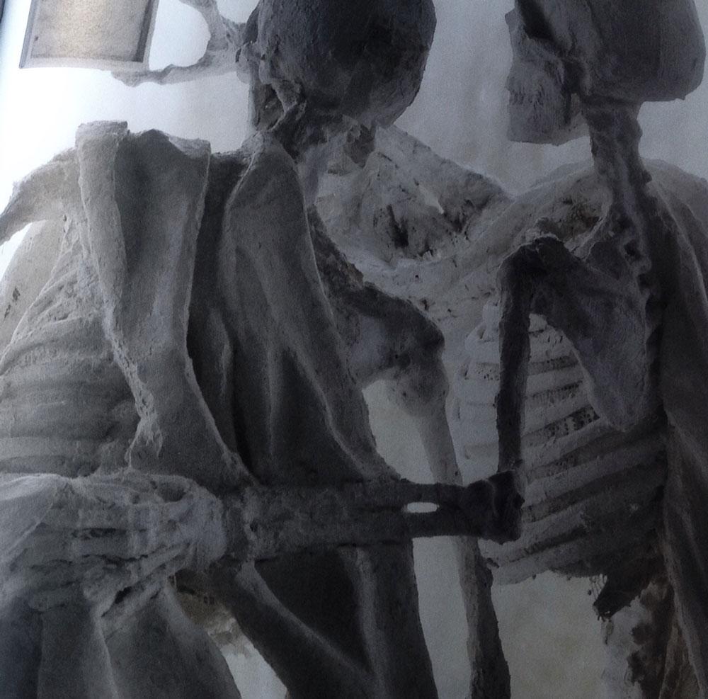 """UITNODIGING  op de  FEESTELIJKE ONTHULLING in het kader van 800 jaar Sint-Niklaas. """"Johanna en Margaretha Van Constantinopel 1217"""" van Frans Heirbaut"""