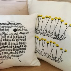 Cushions by Siri Tollefsen