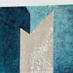 Korst, 60x80 cm, acryl op linnen serie bestemming