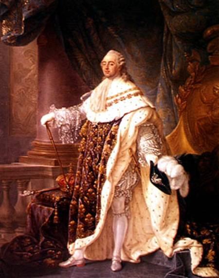 louis xvi 1754 93 antoine francois callet als kunstdruck oder handgemaltes gemalde