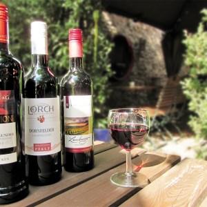Ausgewählte Weine aus Deutschen Anbaugebieten