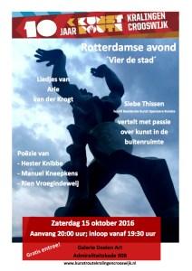 Poster 2 Rotterdamse avond 15 okt 2016