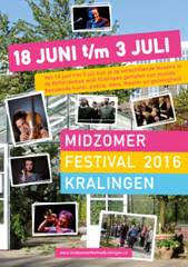 Midzomerfestival Kralingen