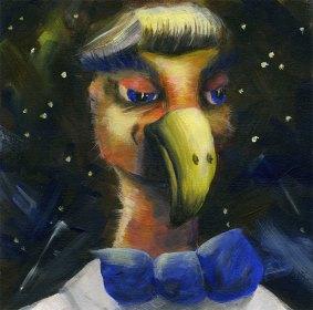 Leona Schröder – Vogelporträt