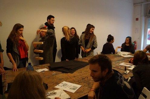 Workshop Genf-Berlin-Genf