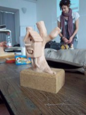 Sculpting-Workshop 2014