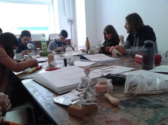 Sculpting-Workshop 2015