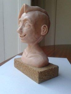 Sculpting Expressions - Jonas