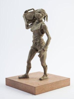 Sculpting-Workshop Februar 2017
