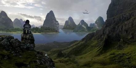 Mattepainting Workshop