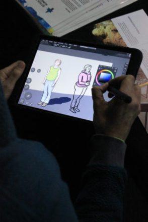Digitales Zeichnen ist die Schlüsselkompetenz für wirtschaftlichen Erfolg mit künstlerischem Talent.