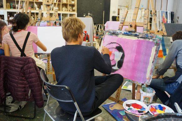 Sommerakademie Malerei